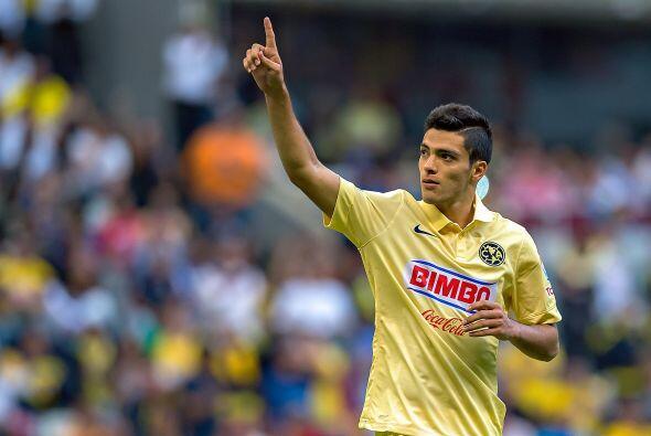 Y por último tenemos a Raúl Jiménez, el delantero del América sigue espe...