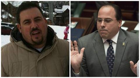 Anaudi Herández Pérez y Jaime Perelló Borrás