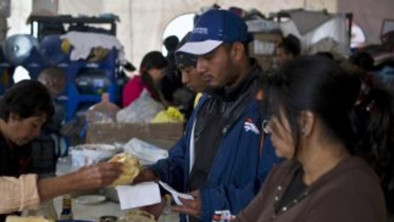 Las mujeres que arriesgan su vida cruzando Centroamérica y México para l...