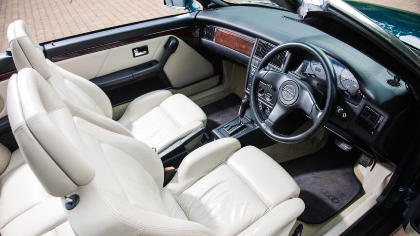 El Audi Cabriolet de la Princesa Diana en fotos image-thumb-6.jpg