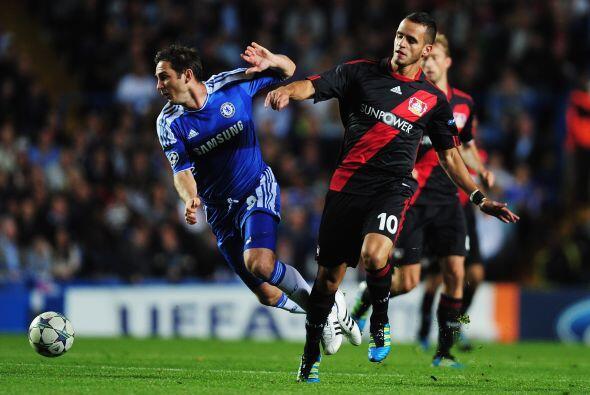 El equipo inglés jugó mejor y fue el merecido ganador.