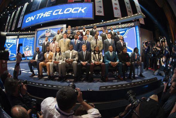 Clase 2014 (AP-NFL).