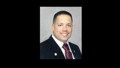 El alcalde de Culebra, William Iván Solís Bermúdez.