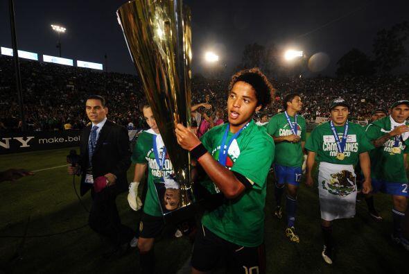 México pinta para acabar la fase de grupo como líder y de paso invicto c...