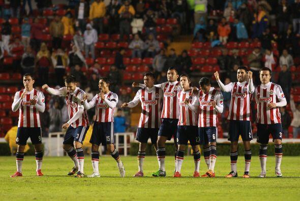 Las Chivas de Gualadajara se han convertido en el equipo que más corre e...