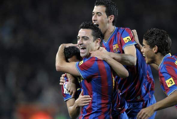 Apenas en nueve minutos el Barcelona parecía encaminar el partido.