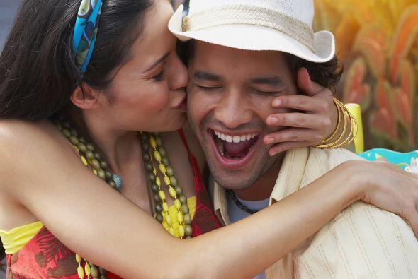 La risa es contagiosa por lo que todas esas energías se transmiten a tu...