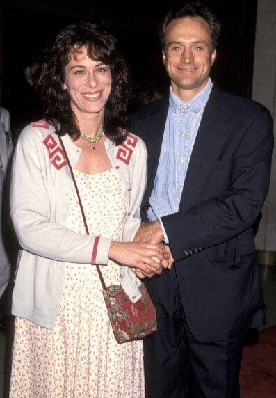 Desde 1992, estaba casada con el actor Bradley Whitford de 'The West Wing'.