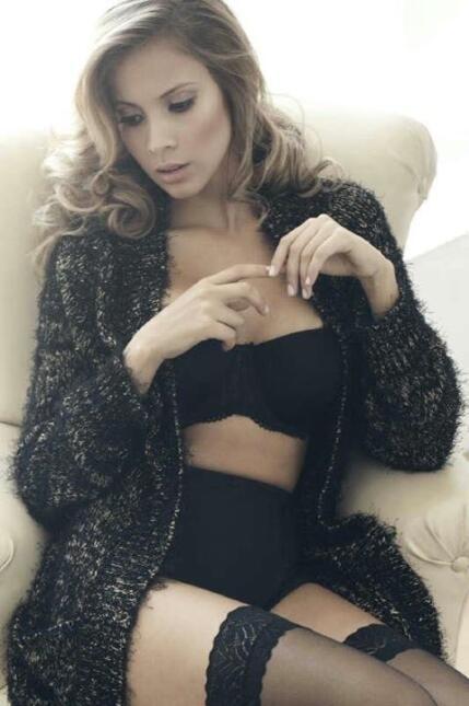 Karin Jiménez, es la bella esposa del jugador colombiano, Santiago Arias...