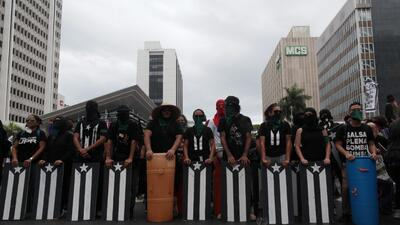 En fotos: Así protestó Puerto Rico en contra de las medias de austeridad