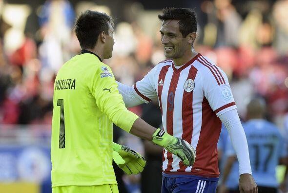 Uruguay y Paraguay dividieron unidades en un duelo entretenido.