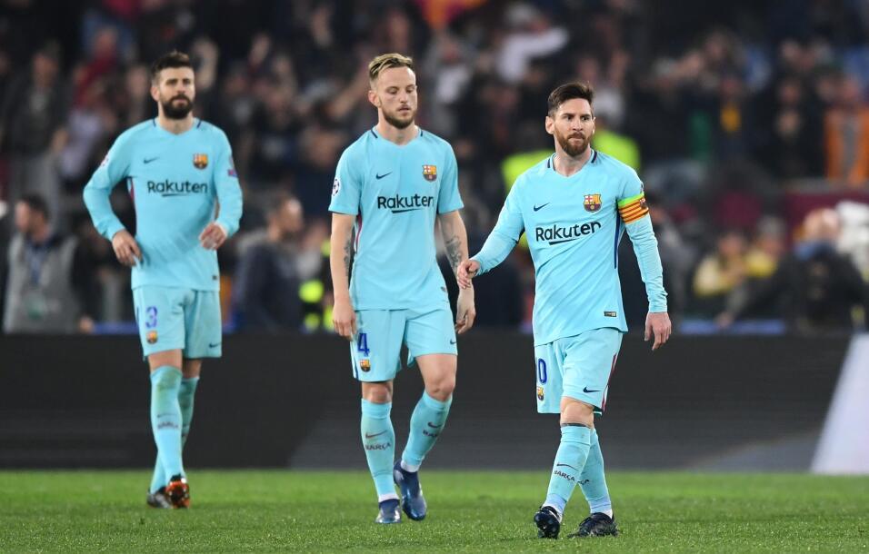 La Roma consiguió la gesta y eliminó al Barcelona de la Champions League...