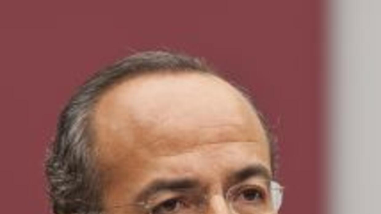 ¿Le ha faltado ayuda a Felipe Calderón?