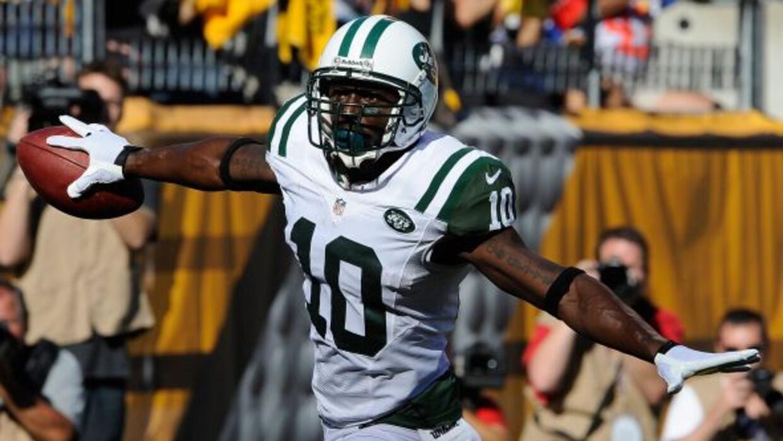 El receptor reestructuró su contrato con los Jets para quedarse con ello...