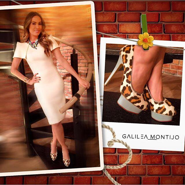 Galilea comparte tips de moda