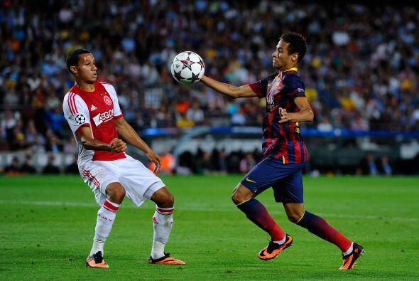 Llegaba el momento para que el Barcelona iniciara su participación en la...