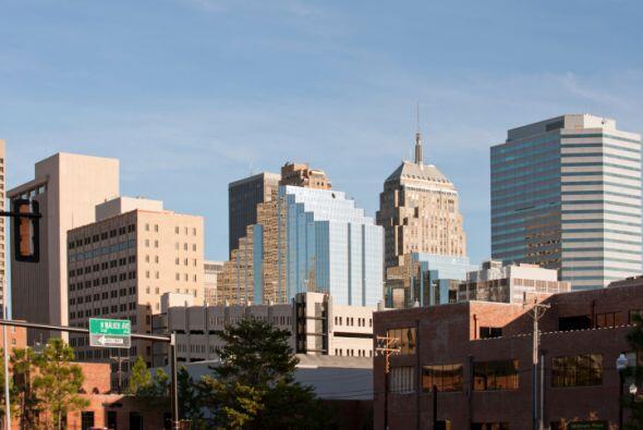 """Oklahoma City """" Empleos Disponibles: 16,759      Salario básico promedio..."""