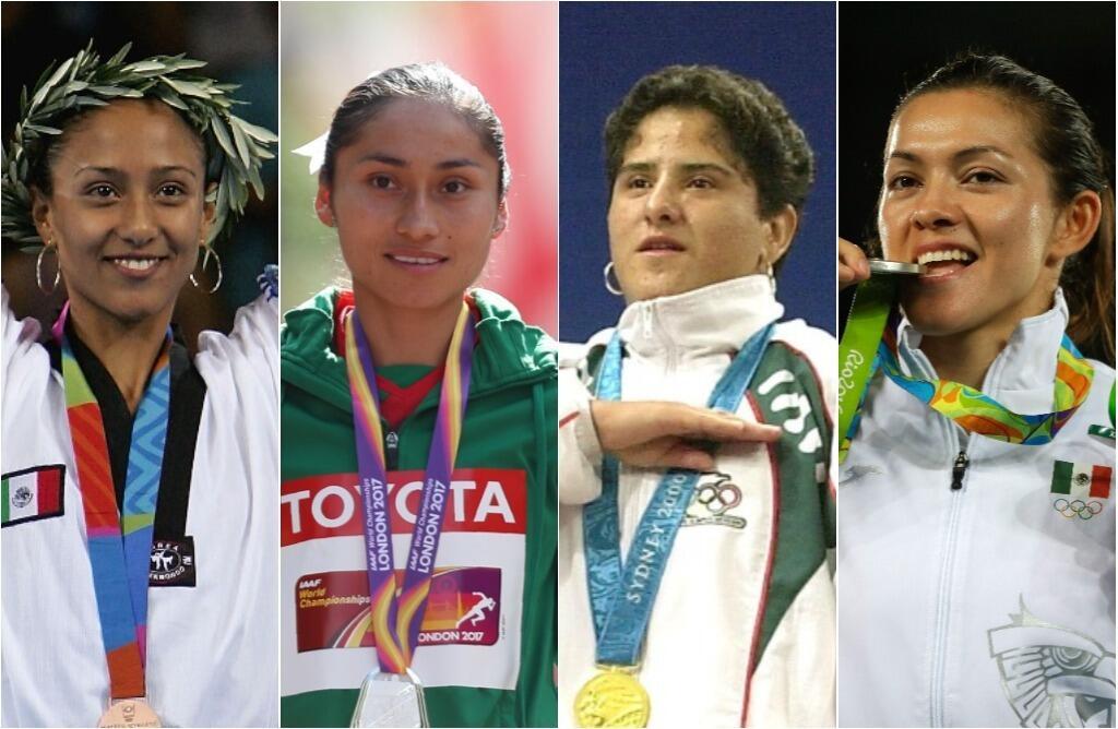 Deportistas mexicanas que han llenado de orgullo al país con sus medalla...