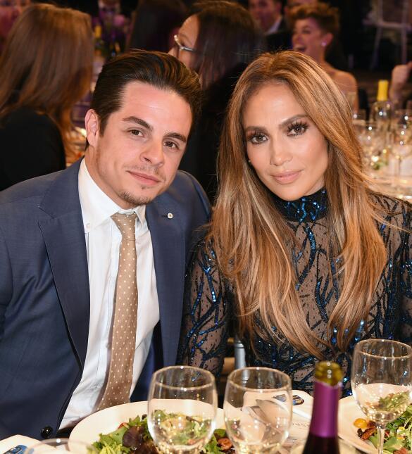 J.Lo y Casper