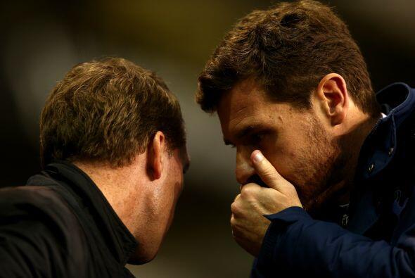 Más tarde, el Tottenham recibió al Liverpool y sus técnicos se mencionab...