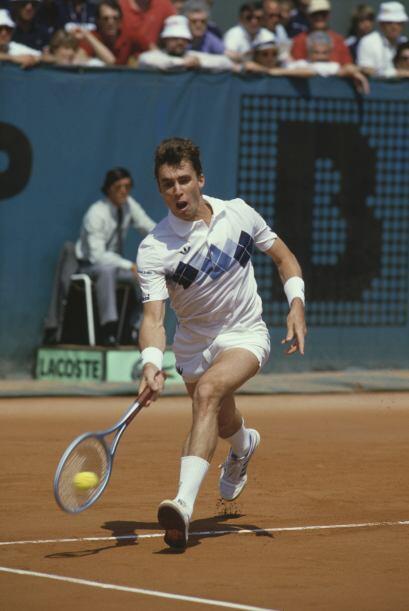 Uno de los tenistas más dominantes de los 80's, el checo-estadounidense...