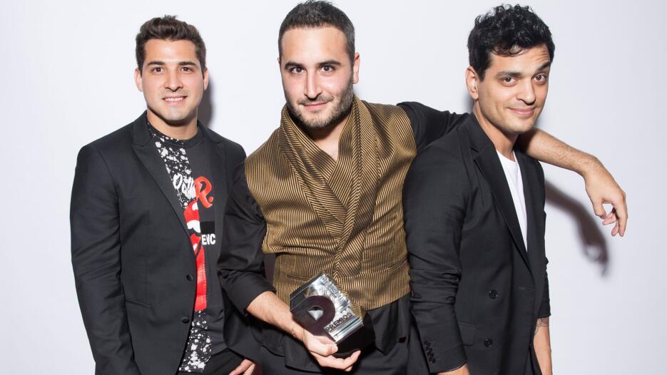 Los #PJPortraits oficiales de Premios Juventud.