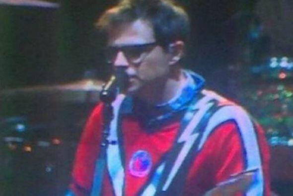 El vocalista de Weezer tiene historia con Veracruz pues estuvo viviendo...
