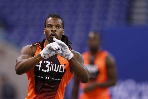 Kevin White, WR, Chicago Bears(AP-NFL).