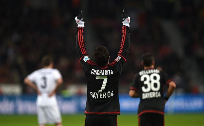 La legión mexicana en Champions League