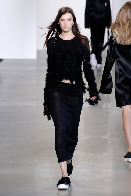 Calvin Klein NYFW