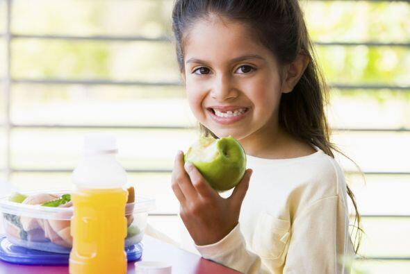 Limita la porción. No puedes pedirle a tu niño que termine su almuerzo ¡...