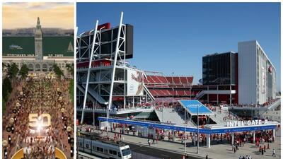 La liga juvenil de Santa Clara sostuvo que la ciudad y la NFL acordaron...