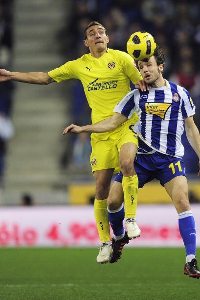 El segundo tiempo sólo fue trámite y Villarreal se impuso por 1-0 en cas...
