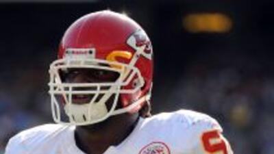 Tyson Jackson no ha producido lo que los Chiefs esperan de él.