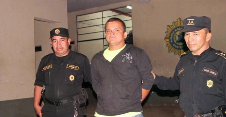 Morente Dubón, hoy de 30 años, enfrenta una sentencia de cadena perpetua...