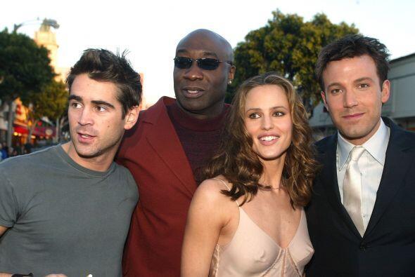 Ben y Jen trabajaron juntos en 'Pearl Harbor' y 'Daredevil' de 2003.