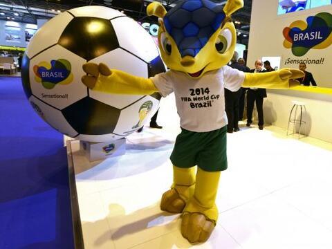 Las mascotas han tomado relevancia en los Mundiales, además de lo...