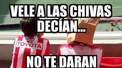 Memes de la eliminación de Chivas de la Copa MX