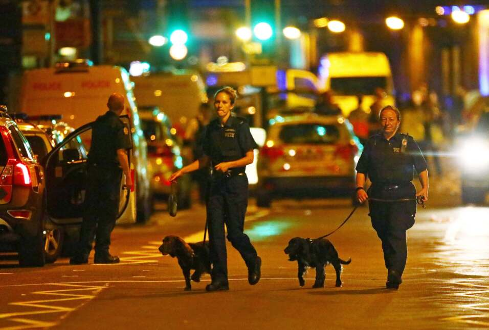 ataques norte Londres