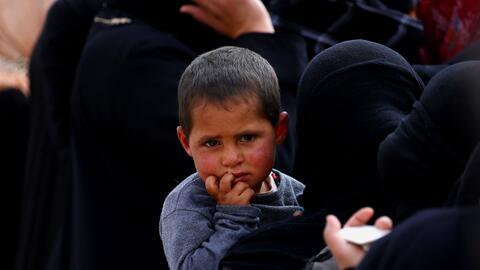 Más de 17,000 niños han muerto en la guerra civil de Siria...