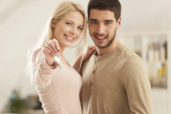 Los menos afortunados en el amor piensan que serán muy dichosos cuando e...
