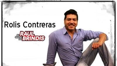 Rolando Contreras es un experto en chismes de farándula y es él es el qu...