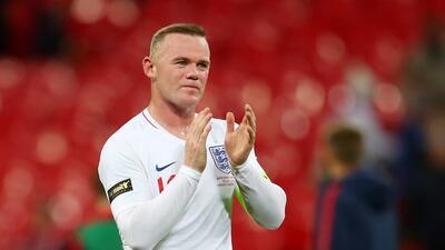 """Wayne Rooney: """"El homenaje con Inglaterra a sido una locura, lo recordaré siempre"""""""