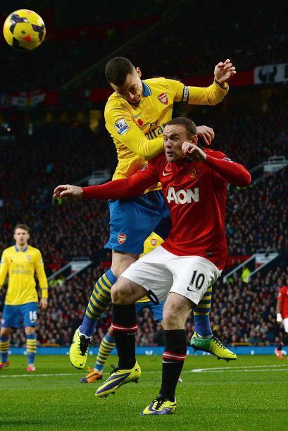 El United no podía darse el lujo de no derrotar al líder, pues en ese ca...