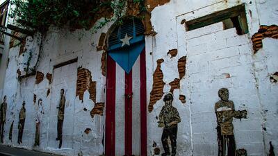 ¿Qué se esconde detrás de icónica puerta en San Juan?