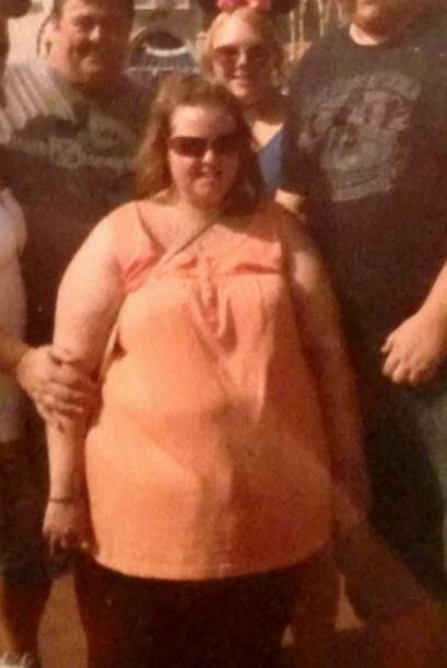 El peso máximo que alcanzó fue de 242 libras, del cual se avergonzó desp...