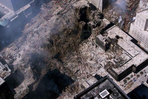 El 19 de septiembre  Estados Unidos fue víctima de horrendos ataques ter...
