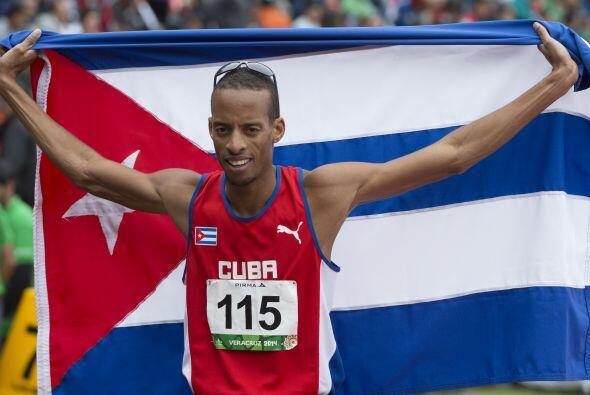Cuba mantuvo la delantera en el medallero de los Juegos Centroaméricanos...