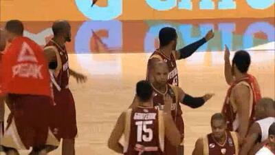 Venezuela gana a Panamá en FIBA Americas y pasa a semifinales
