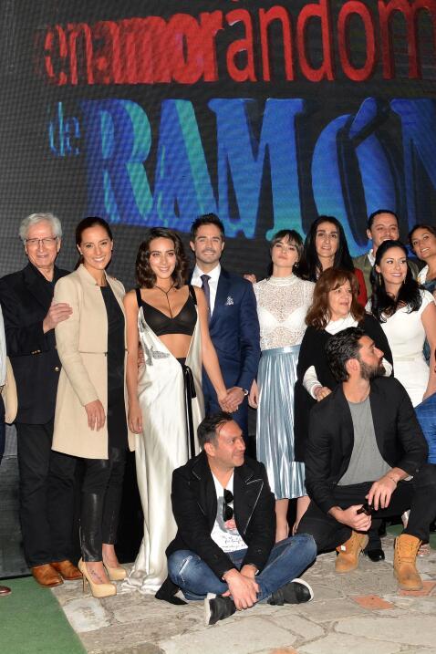 Telenovela 'Enamorándome de Ramón'.